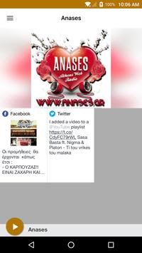 Anases poster