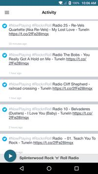 Splinterwood Rock n Roll Radio screenshot 1