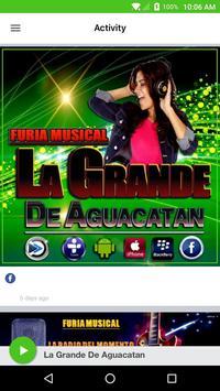 La Grande De Aguacatan poster