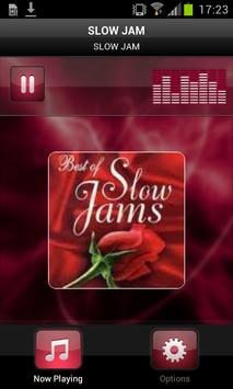 SLOW JAM poster