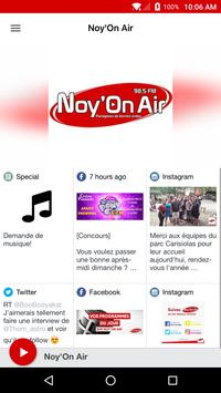 Noy'On Air poster