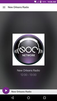 New Orleans Radio screenshot 1