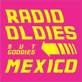 Oldies Mexico. icon