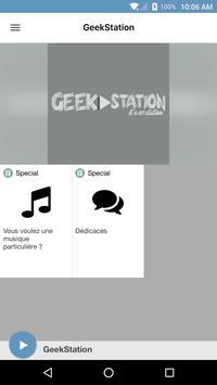 GeekStation poster