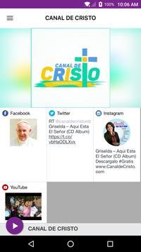 CANAL DE CRISTO poster
