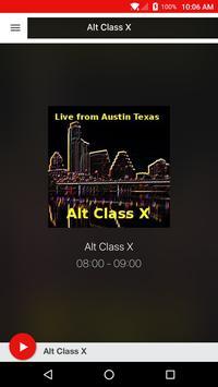 Alt Class X poster