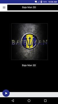 Baje Man 3D poster