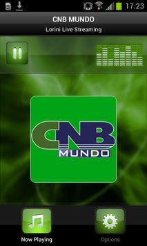 CNB MUNDO poster
