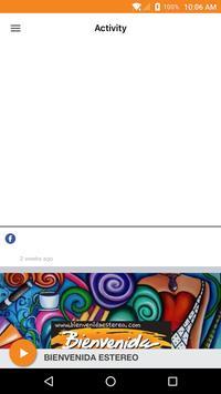 BIENVENIDA ESTEREO apk screenshot