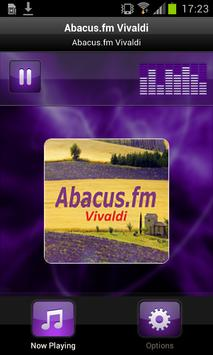 Abacus.fm Vivaldi poster
