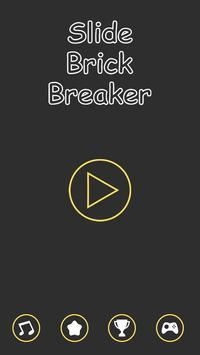 Slide Brick Breaker - Hard Snake poster