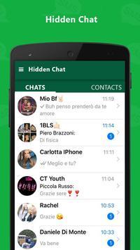 Hidden Chat screenshot 2