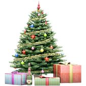 Christmas Tree - Noble Fir icon