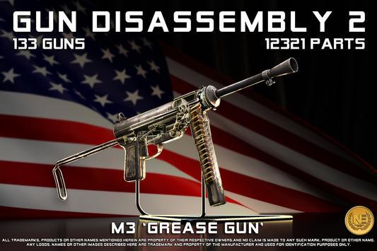 Gun Disassembly 2 poster