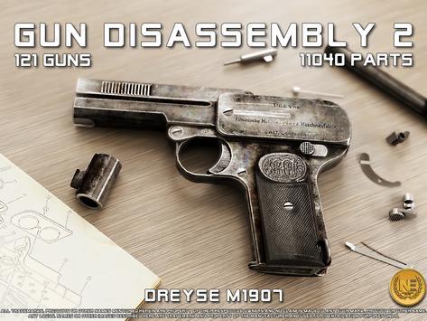 Gun Disassembly 2 screenshot 13