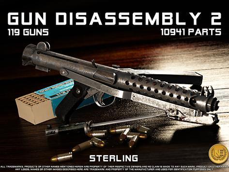 Gun Disassembly 2 screenshot 15