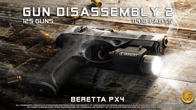 Gun Disassembly 2 screenshot 17