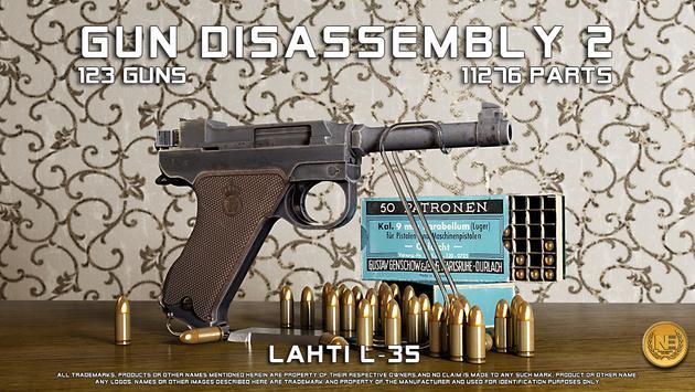 Gun Disassembly 2 screenshot 19