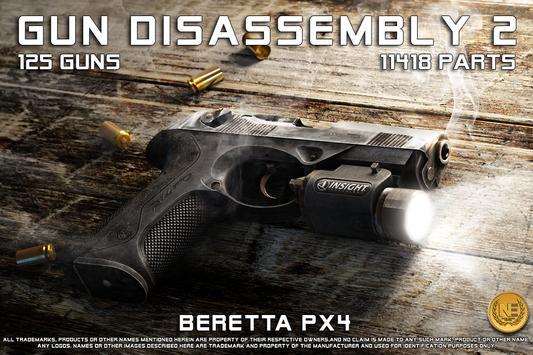 Gun Disassembly 2 screenshot 1