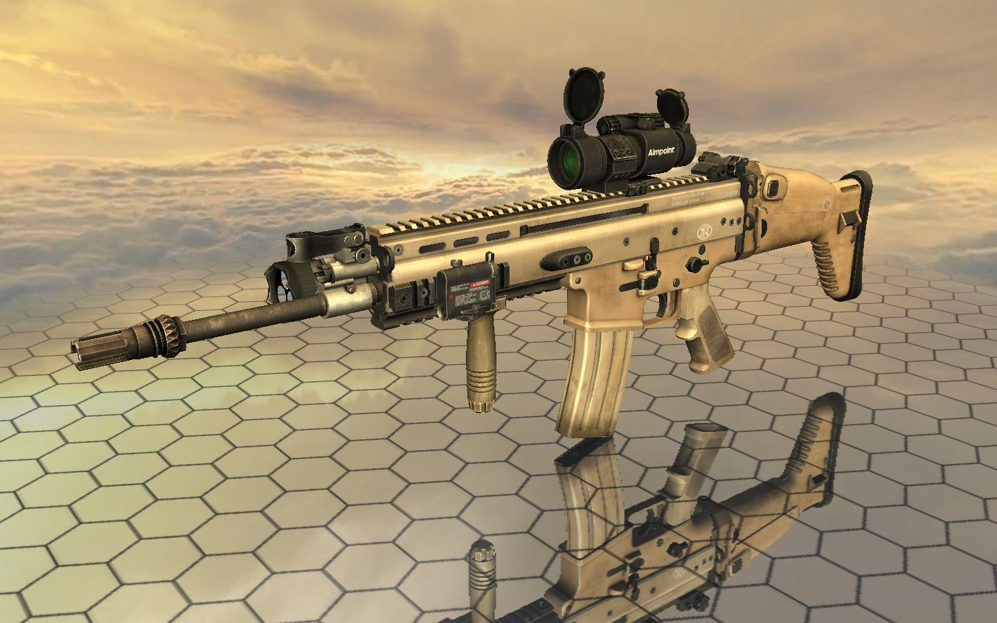 How it Works: FN SCAR assault rifle for Android - APK Download