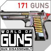 World of Guns: Gun Disassembly icon