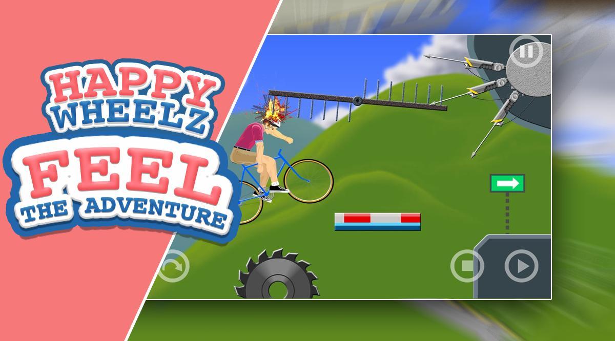 Happy wheels ocean of games