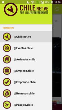 Venezolanos en Chile.net.ve poster