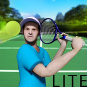 Tennis 3D Light icon