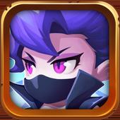 Ninja: Héroe de la Aldea icon