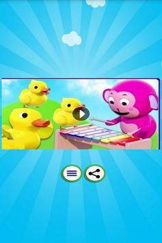 Five Little Ducks Song And Top Nursery Rhymes screenshot 1
