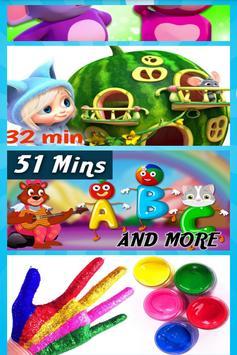 Five Little Ducks Song And Top Nursery Rhymes screenshot 2