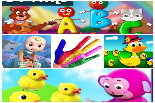 Five Little Ducks Song And Top Nursery Rhymes screenshot 5