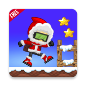 Santa World Running icon
