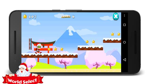 Super Santa World apk screenshot