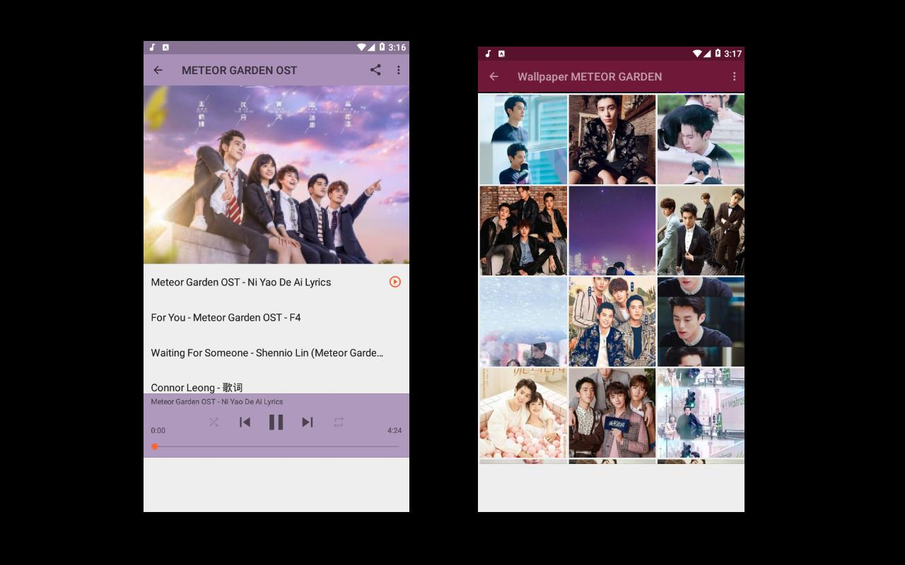 Meteor Garden 2018 Ost For Android Apk Download