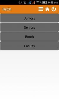 SSGMCE Alumni screenshot 6