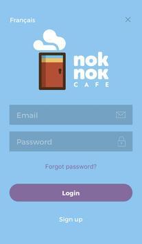 Nok Nok CAFE screenshot 4