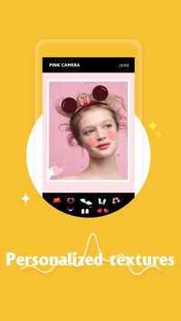 Pink Camera apk screenshot