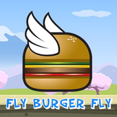 Flying Burger icon
