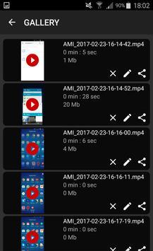 Live Action Screen Recorder apk screenshot