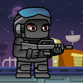 Soldier Adventures Game icon