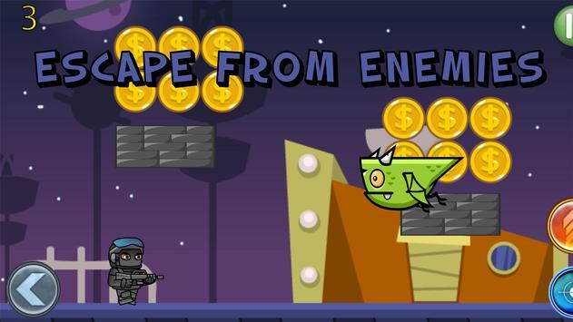 Soldier Adventures Game screenshot 3