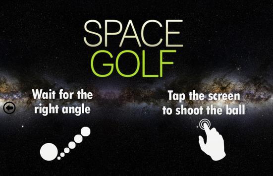 Space Golf screenshot 2