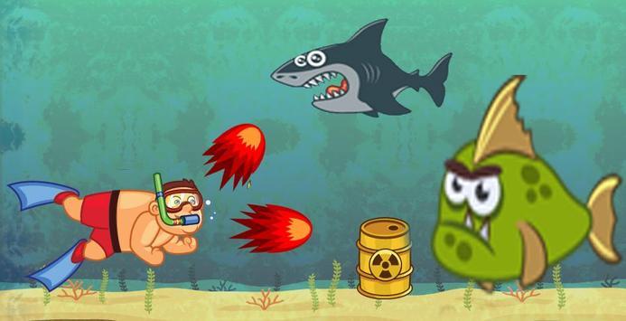 Super Fish Hunter apk screenshot