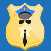 Policeman In The City icon