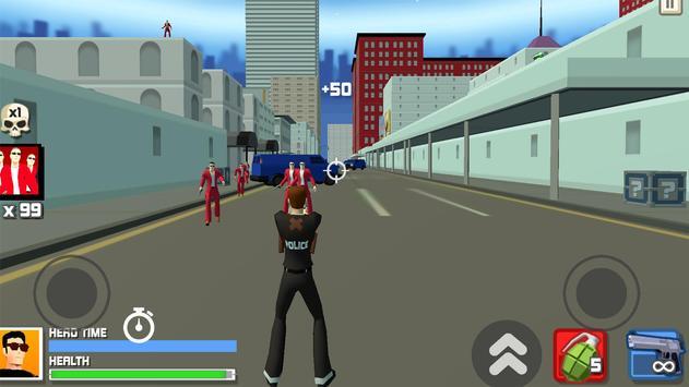 Policeman In The City apk screenshot