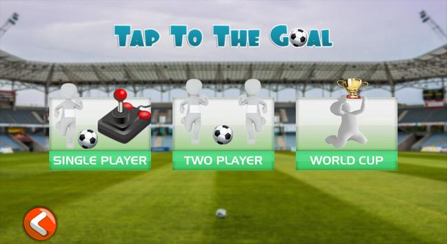 Tap To The Goal poster