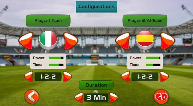 Tap To The Goal screenshot 1