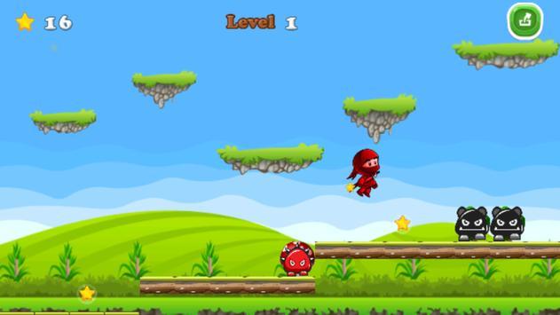 The Red Ninja Fight screenshot 4