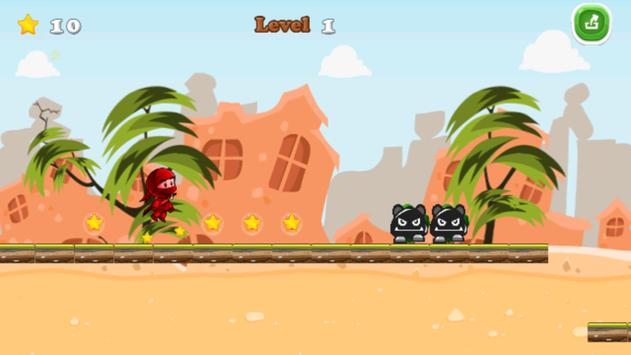 The Red Ninja Fight screenshot 5